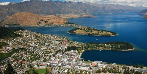 Location de motorhome Queenstown