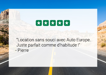 Auto Europe Avis - Pierre