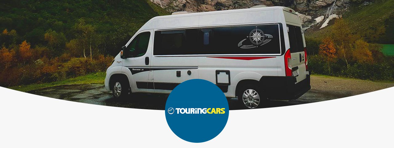 Promo camping-car - Touring Cars